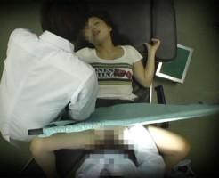 【病院隠撮動画】子供が出来たか産婦人科で検査する新人ママを分娩代でセックスした悪徳医師の隠しカメラ映像…