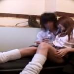 【SEX隠盗動画】ネカフェをラブホテル代わりに使うギャル女子校生を店員が隠しカメラを設置し流出騒動…