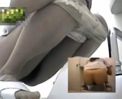 【女子トイレ隠撮動画】病院の個室便所に仕掛けた隠しカメラで現役ナースのオシッコを隠し撮りww