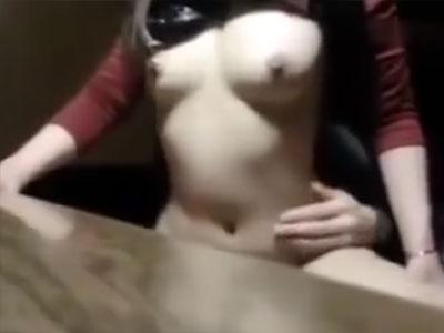 【ネカフェ隠撮動画】消してもすぐアップされるガチ素人のセックスを隠しカメラ撮りした流出映像…