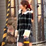 【女子大生うんこ盗撮動画】見るからに可愛い素人女子が和式の公衆トイレで極太の1本糞を排出したwww