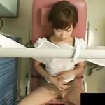 【産婦人科隠撮動画】子宮がんと乳がんの検診に来た若妻に偽りの診察をする悪徳な医師の隠しカメラ映像…