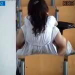 【学校隠撮動画】大学の講義室で着衣セックスをする韓国人の男女…スマホカメラで隠し撮り流出ww